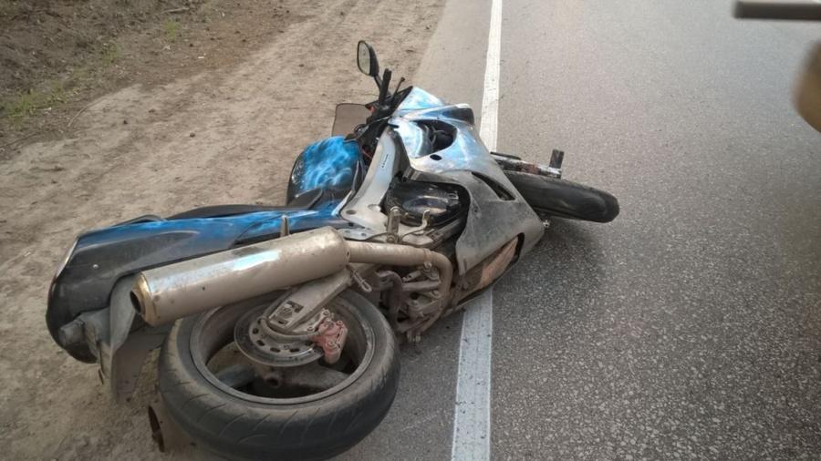 В Перми на Дороге Дружбы погиб мотоциклист