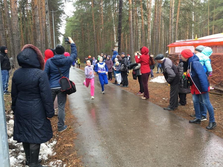 В Перми состоялся 38-й ежегодный пробег к Дню Победы