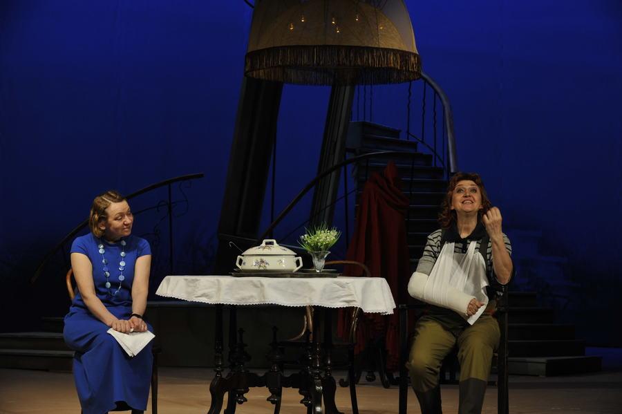 В Пермском ТЮЗе «Еврейское счастье» стало интернациональным - фото 4
