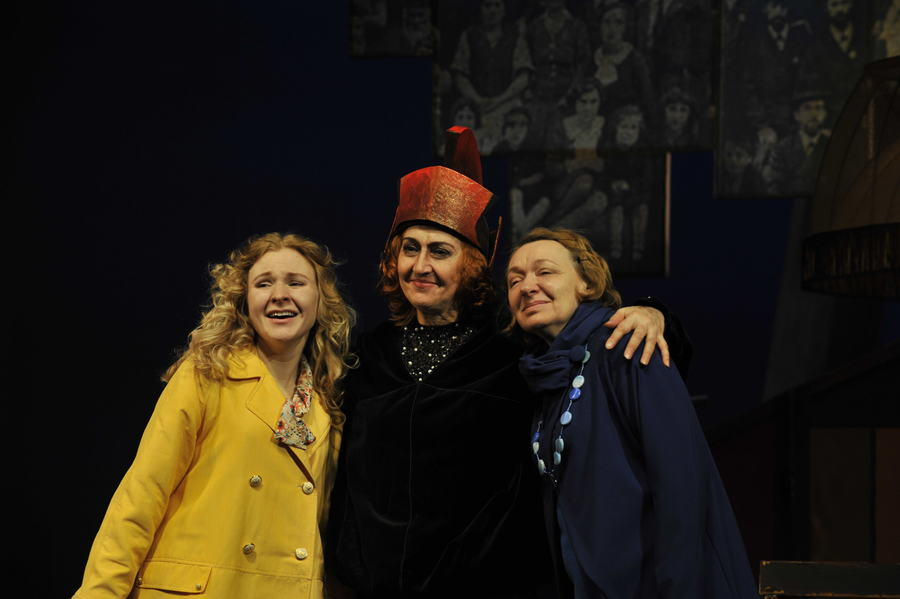 В Пермском ТЮЗе «Еврейское счастье» стало интернациональным - фото 5