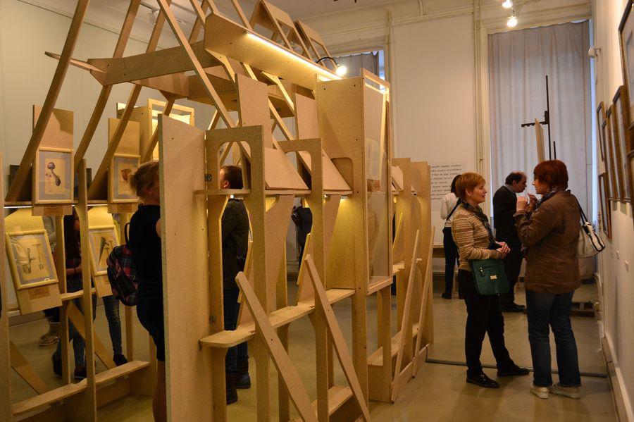 В Пермской галерее путешествуют по лесу - фото 7