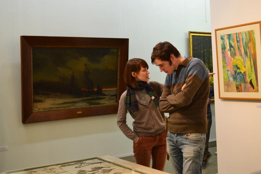 В Пермской галерее путешествуют по лесу - фото 14