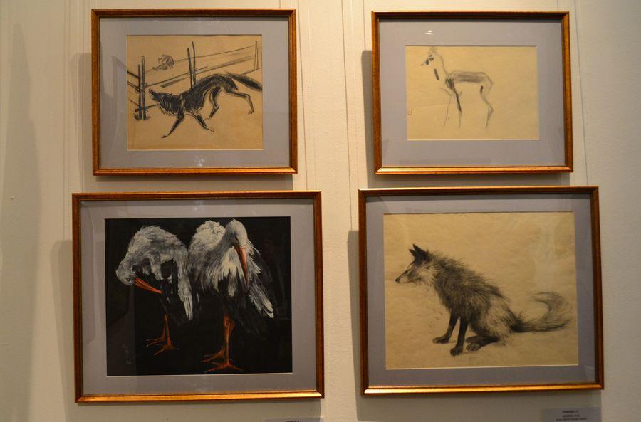 В Пермской галерее путешествуют по лесу - фото 18