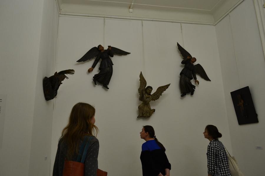 В Пермской галерее путешествуют по лесу - фото 20
