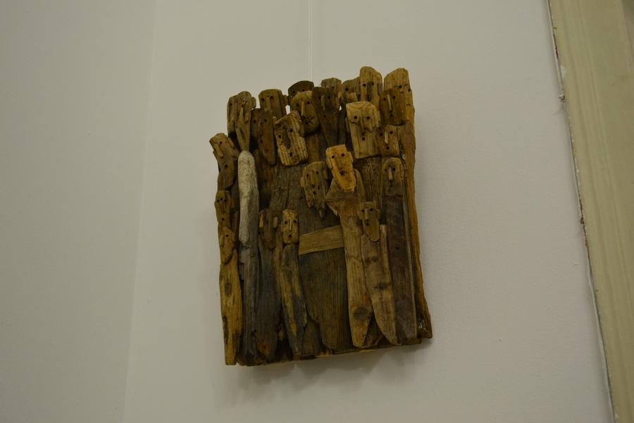 В Пермской галерее путешествуют по лесу - фото 21