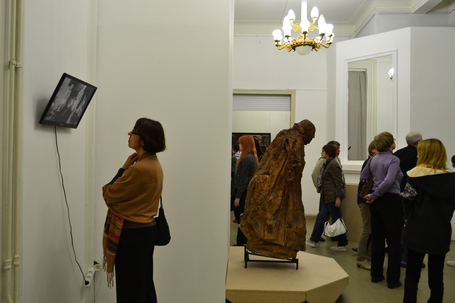 В Пермской галерее путешествуют по лесу - фото 26