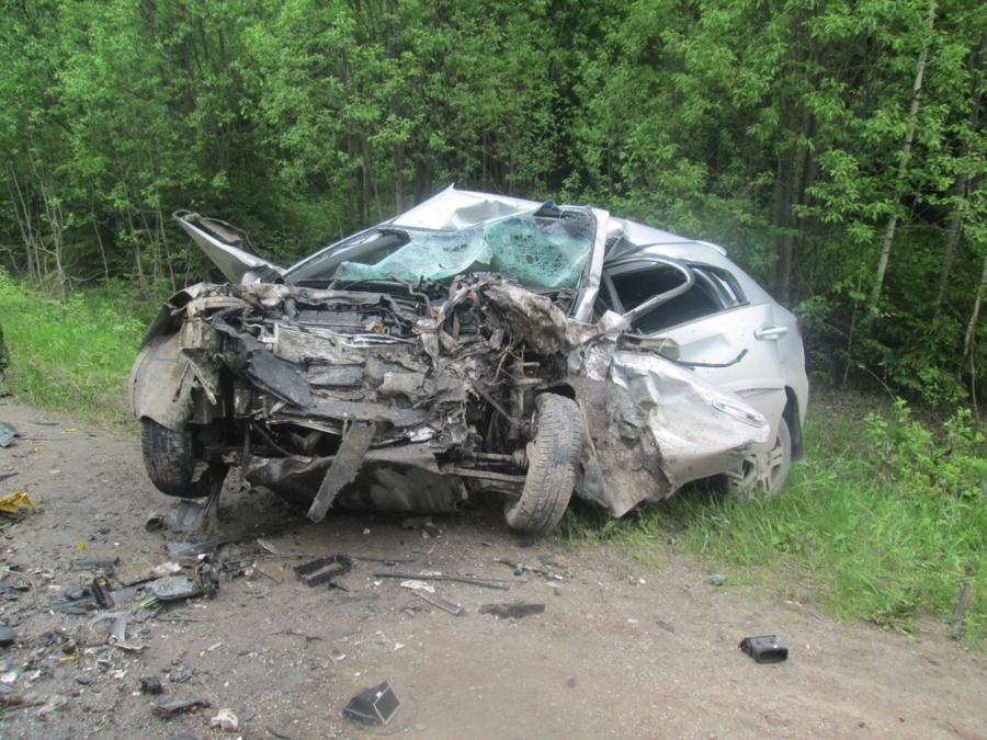 В двух ДТП в выходные дни в Пермском крае погибли четыре человека - фото 1