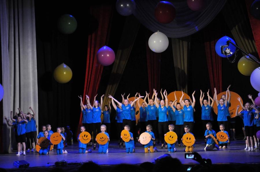 В Чусовом танцуют дети «Золотой страны»