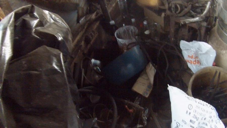 В Пермском районе обнаружена подпольная лаборатория по изготовлению амфетамина - фото 1