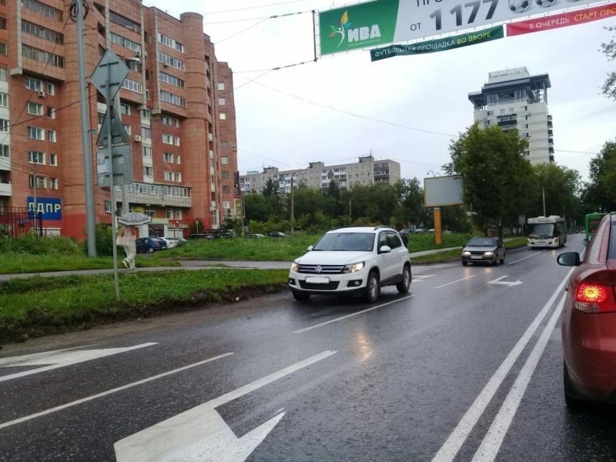 Улица Островского в Перми стала четырехполосной - фото 1