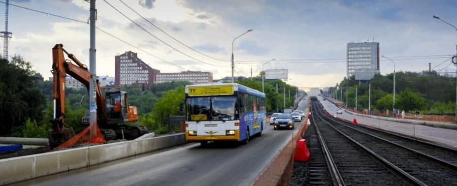 Автомобильное движение по Северной дамбе в Перми открыто
