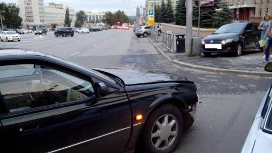 В центре Перми водители перестали различать цвета светофорных огней - фото 1