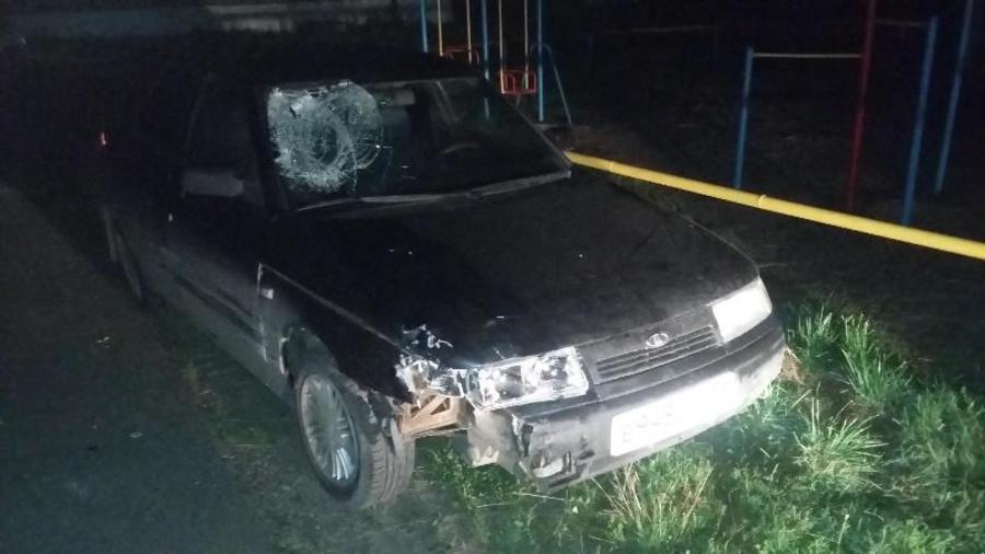 В Пермском районе пьяный водитель задавил мальчика-велосипедиста