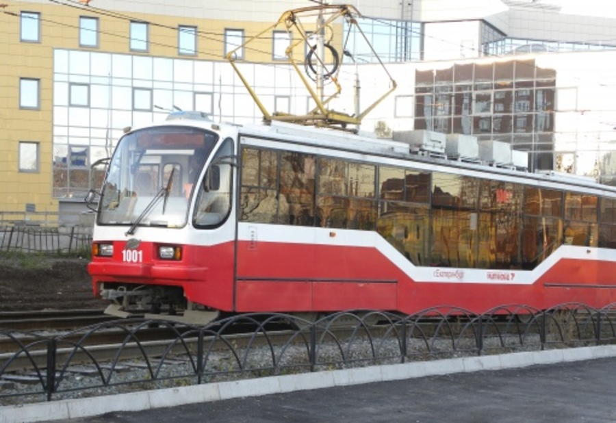В Пермских трамваях включили отопление - фото 1