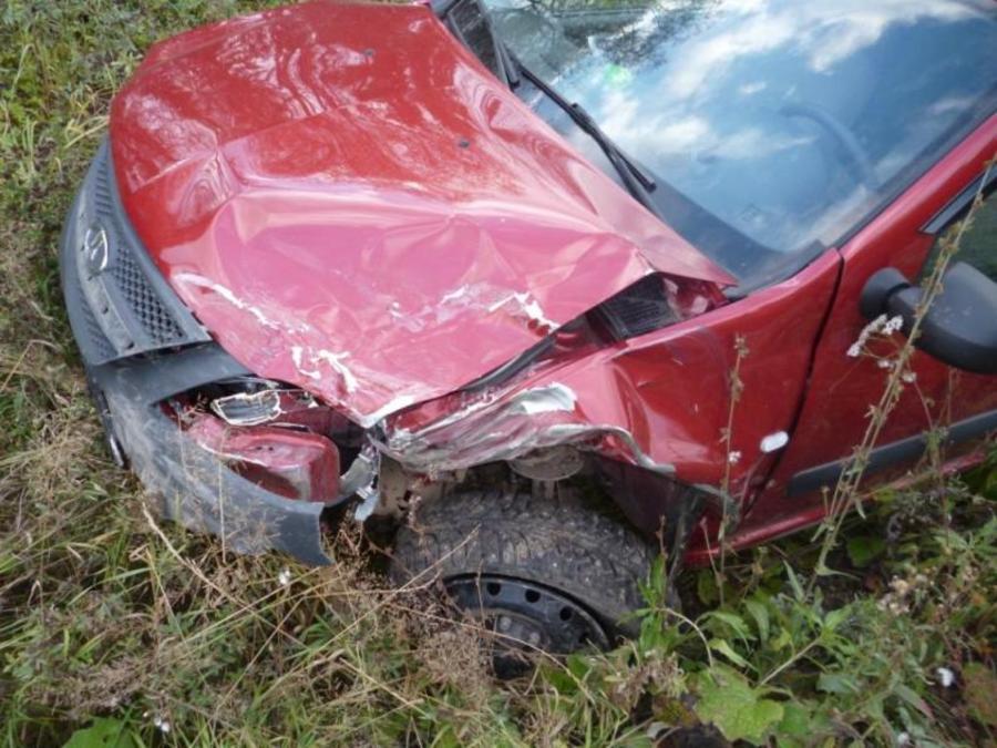 В Пермском крае в стокновении трех автомобилей пострадали четыре человека - фото 3