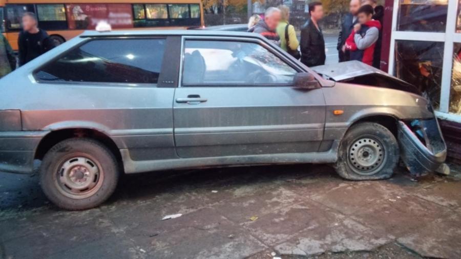 В Перми пьяный водитель совершил ДТП, в котором пострадал подросток