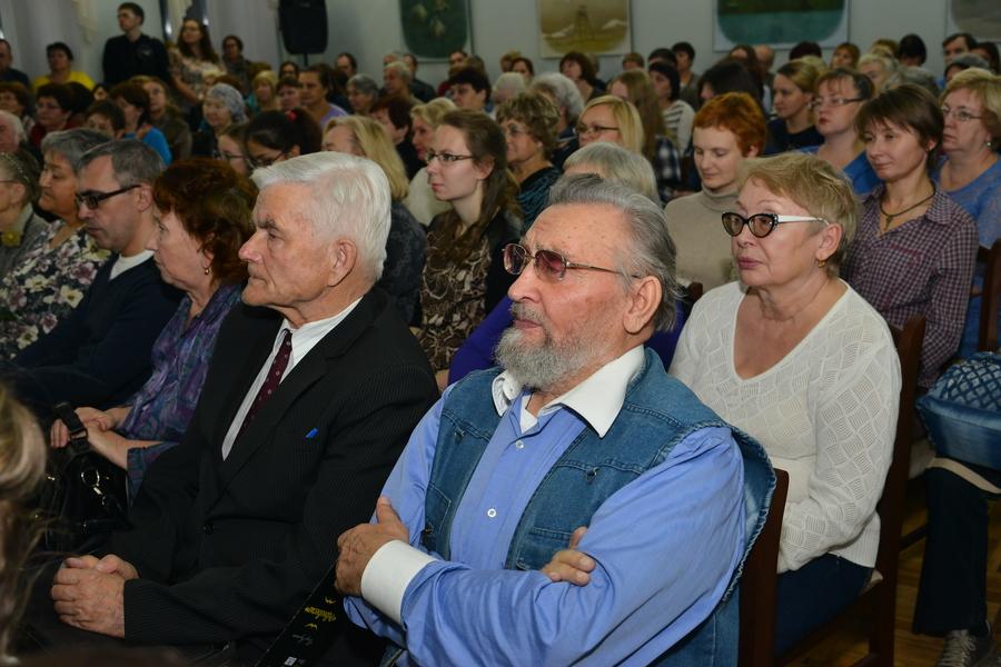 В Перми прошел концерт, посвященный 90-летию поэта Владимира Радкевича
