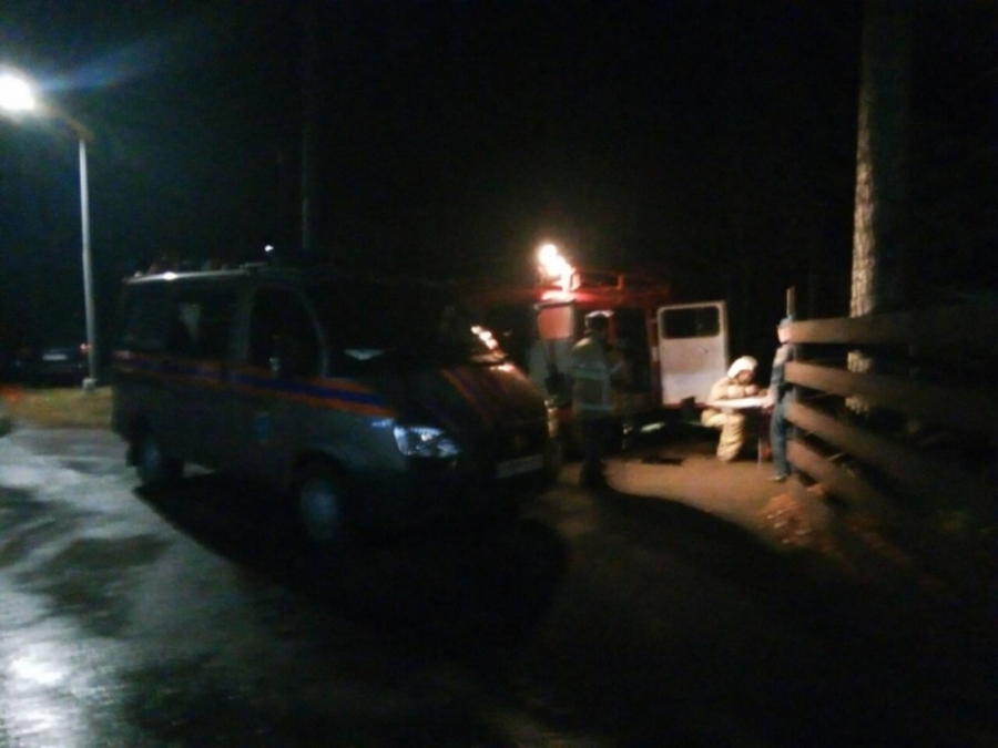 В Пермском крае в коттеджном поселке сгорел двухэтажный дом - фото 3