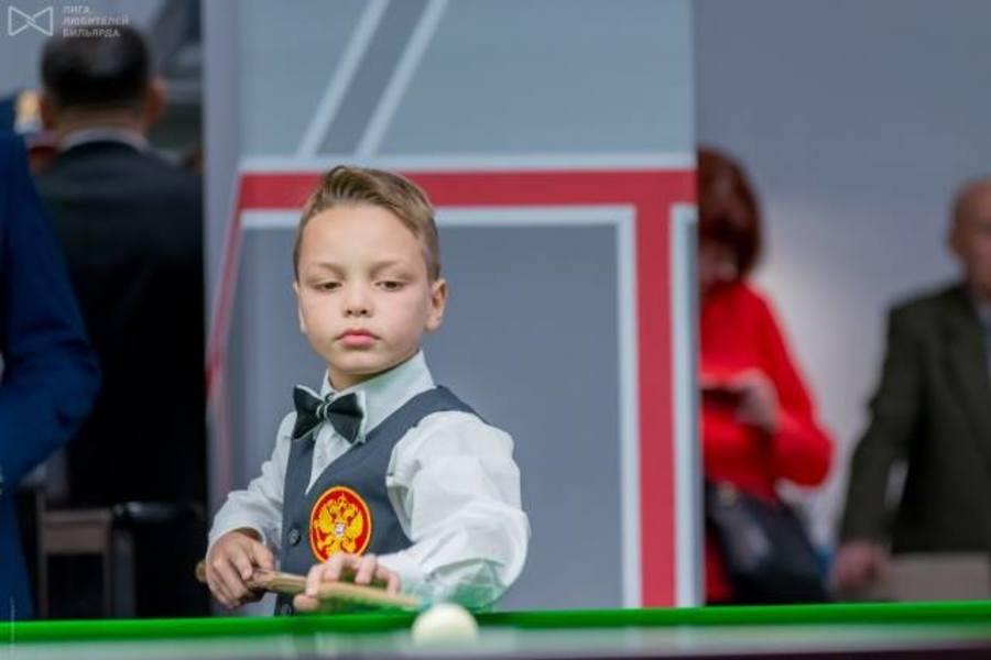 Юные снукеристы из Перми отличились на чемпионате мира