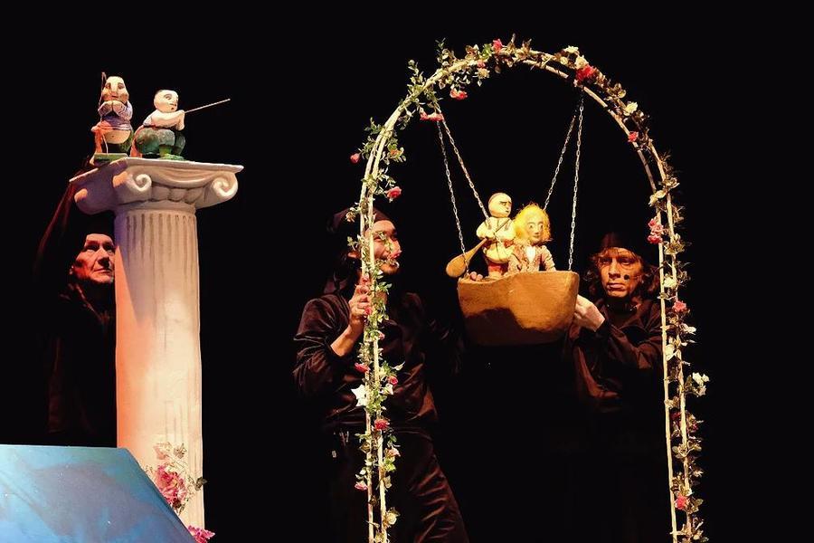 Пермский театр «Туки-Луки» показал премьеру «Русалочки»