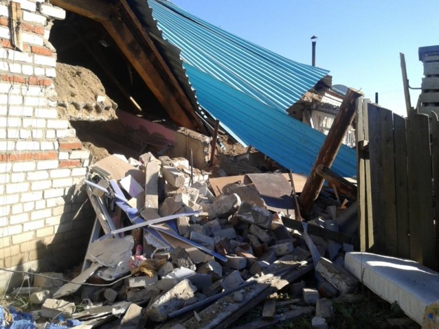 Под развалинами взорвавшегося дома обнаружен еще один погибший