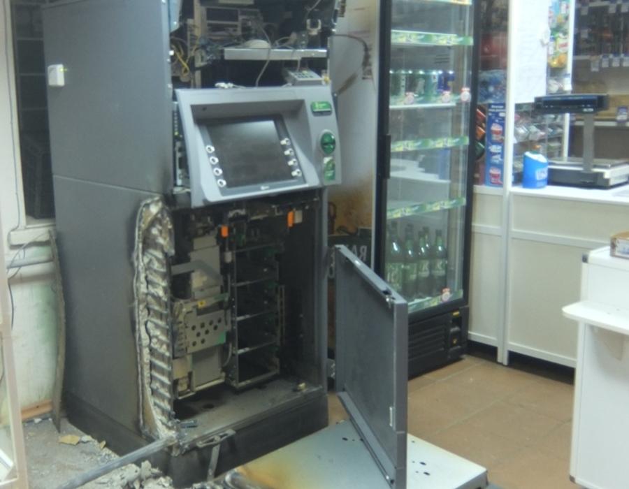 В Пермском крае осужден взломщик банкоматов