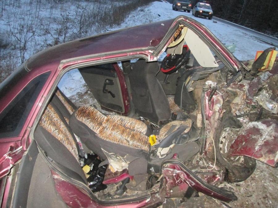 В ДТП в Карагайском районе погибли две женщины, шестеро раненых - фото 1