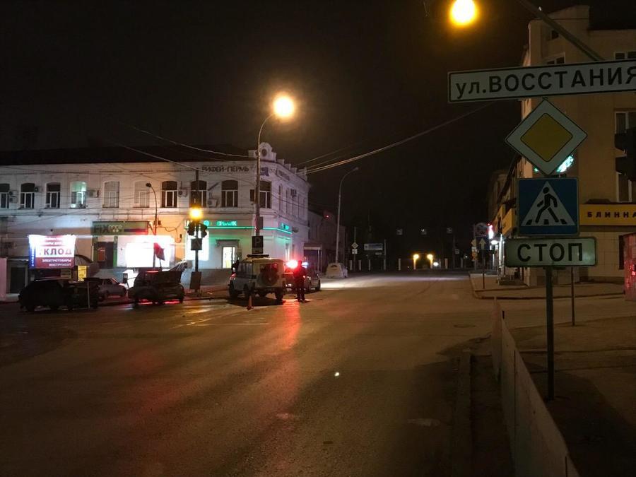 В Перми в столкновении автомобилей травмированы три человека