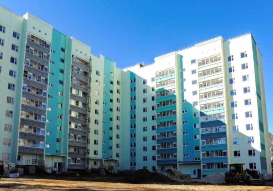 В Перми около 200 семей переезжают из аварийного жилья в муниципальный дом