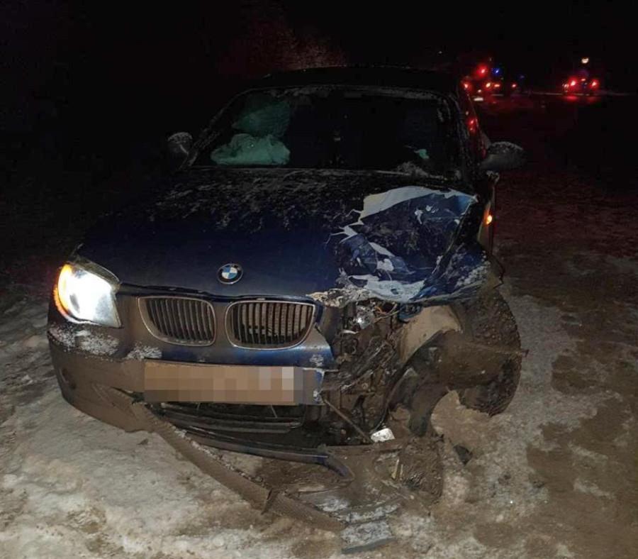В Перми в столкновении трех автомобилей погибла девушка-водитель
