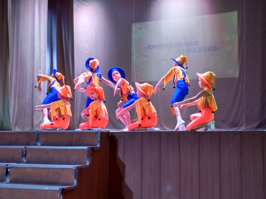 В Перми прошел конкурс «Хрустальная туфелька»