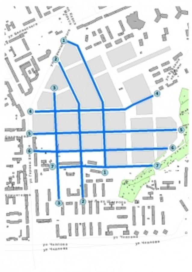 Пермякам предлагают дать названия новым улицам - фото 1