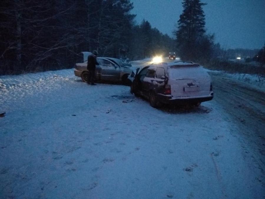 В Перми за три дня в четырех автоавариях пострадали пятеро детей