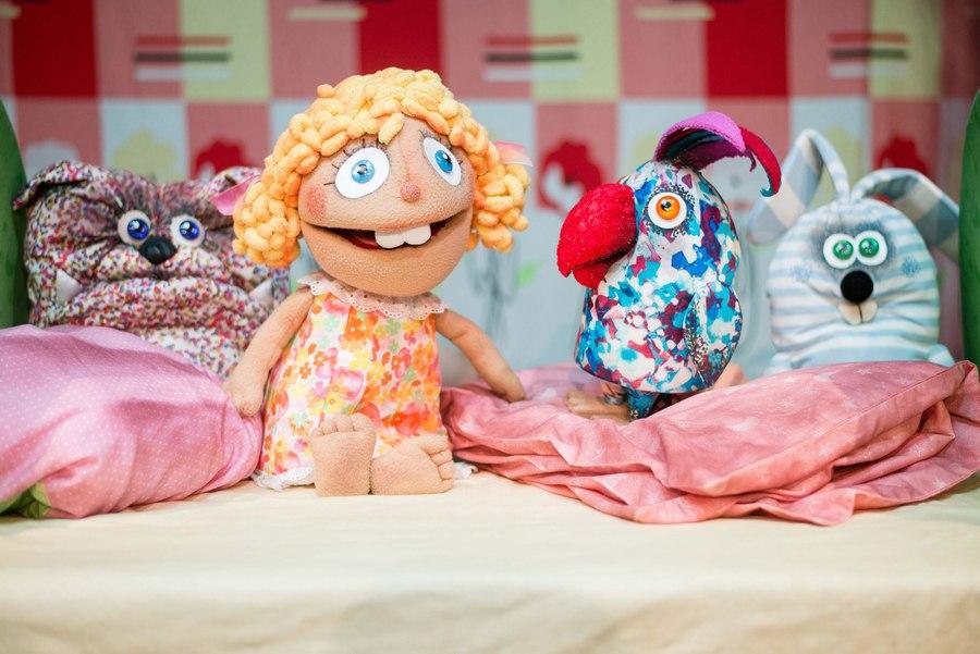 Пермский театр кукол уехал на Дальний восток