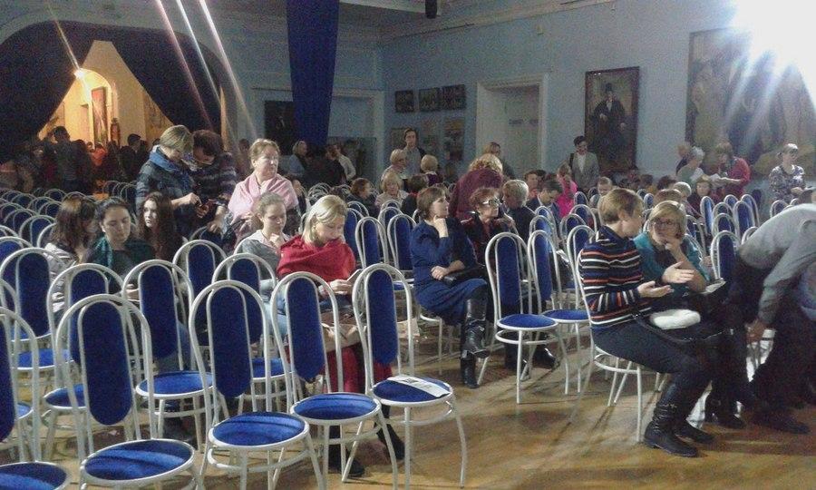 В Перми прошел концерт пианиста Самсона Цоя