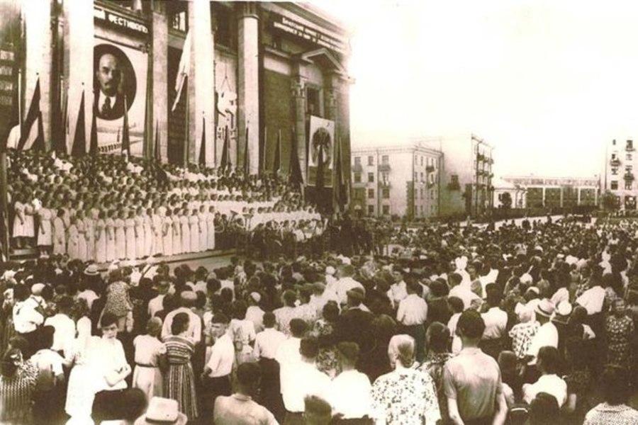 В Пермском архиве открыт доступ к фондам Кузнецова и Футлика - фото 1