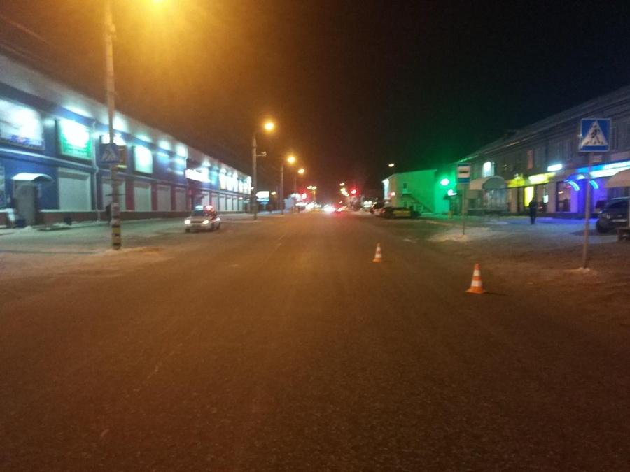 В Перми полиция разыскивает водителя, сбившего мальчика на переходе