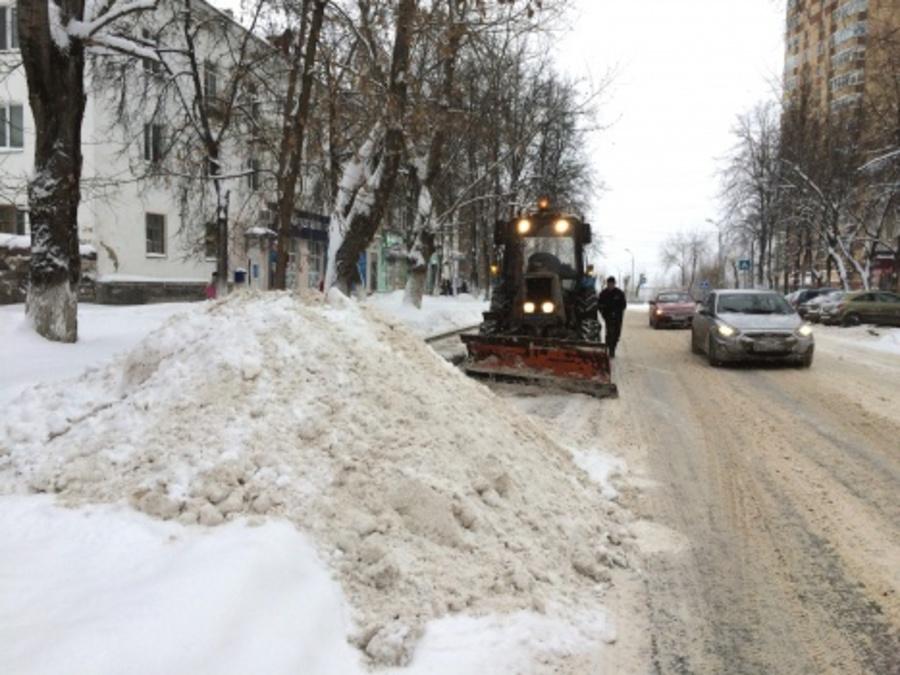 В Перми и крае сегодня и завтра — неблагоприятная погодная обстановка - фото 1