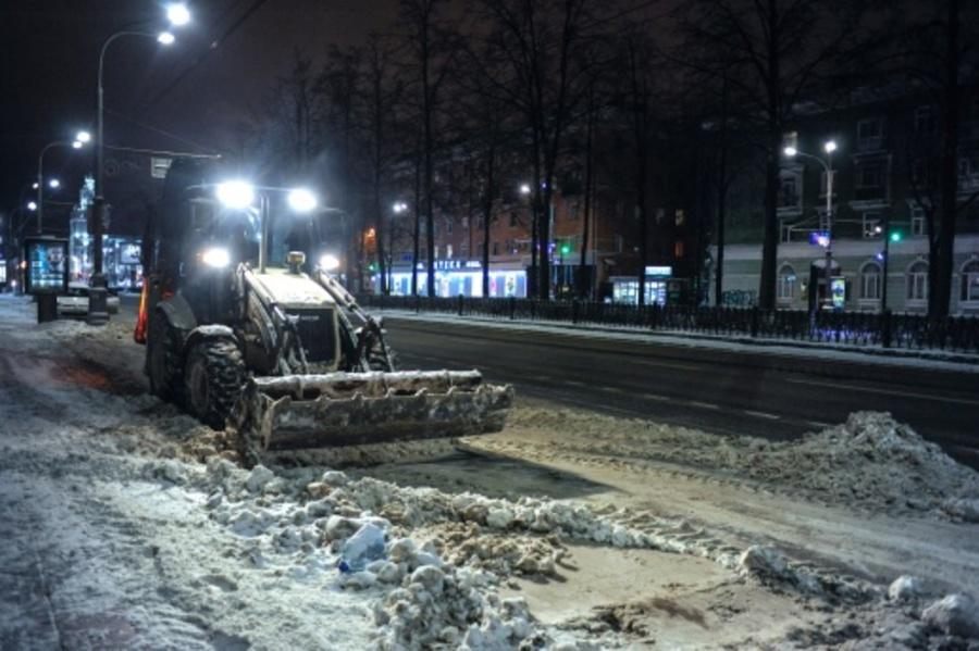 Сильные снегопады в Перми продолжатся - фото 1