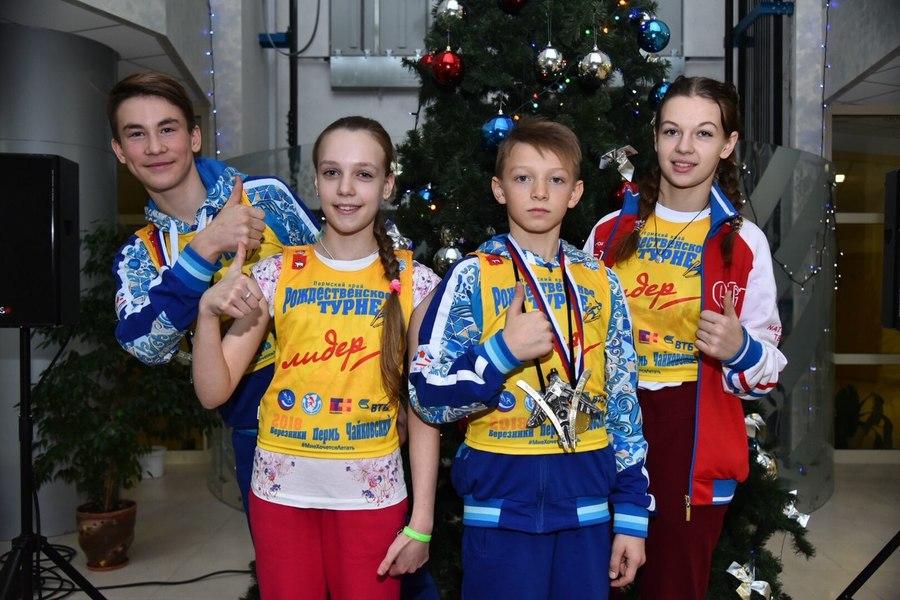Определились победители пермского Турне четырех трамплинов