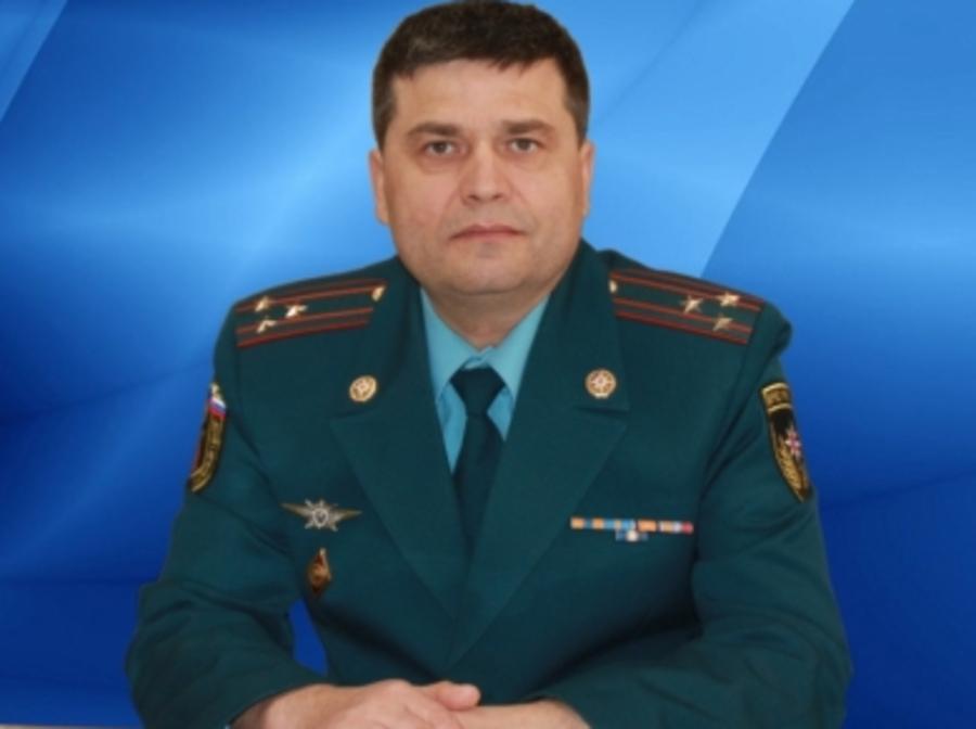 В Пермском крае назначен новый начальник ГУ МЧС - фото 1