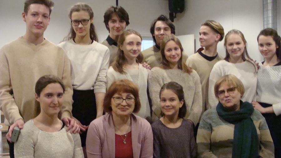 Пермский театр-студия «КОД» встретил свое 40-летие - фото 3