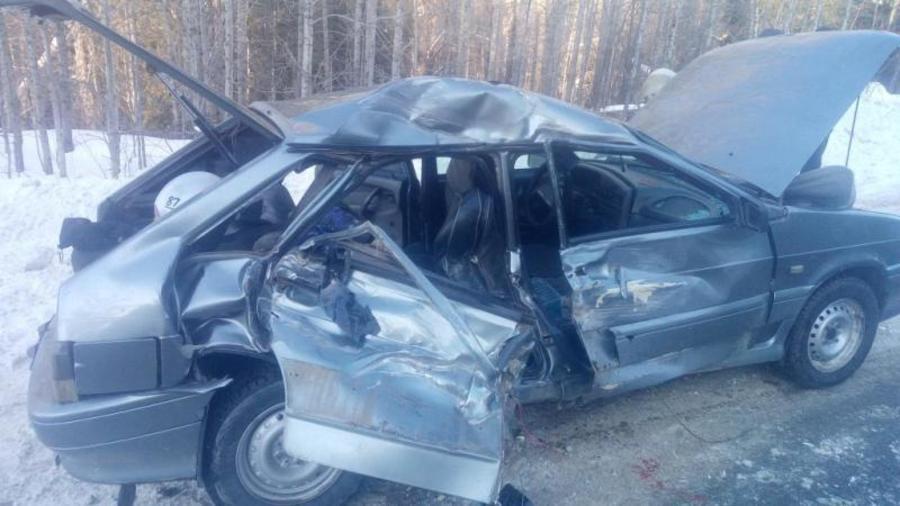 В ДТП в Пермском крае погибли две женщины, трое травмированы