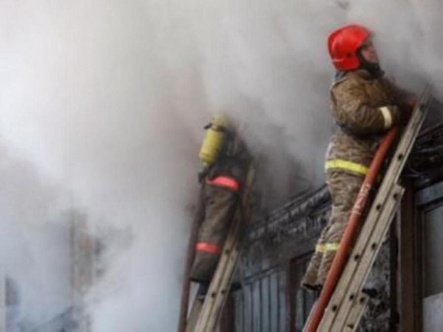 В селе Аряж Куединского район за один вечер в двух пожарах погибли мужчина и женщина