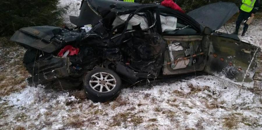 В Пермском крае осужден водитель из Татарстана, по вине которого погибли женщина и трое детей