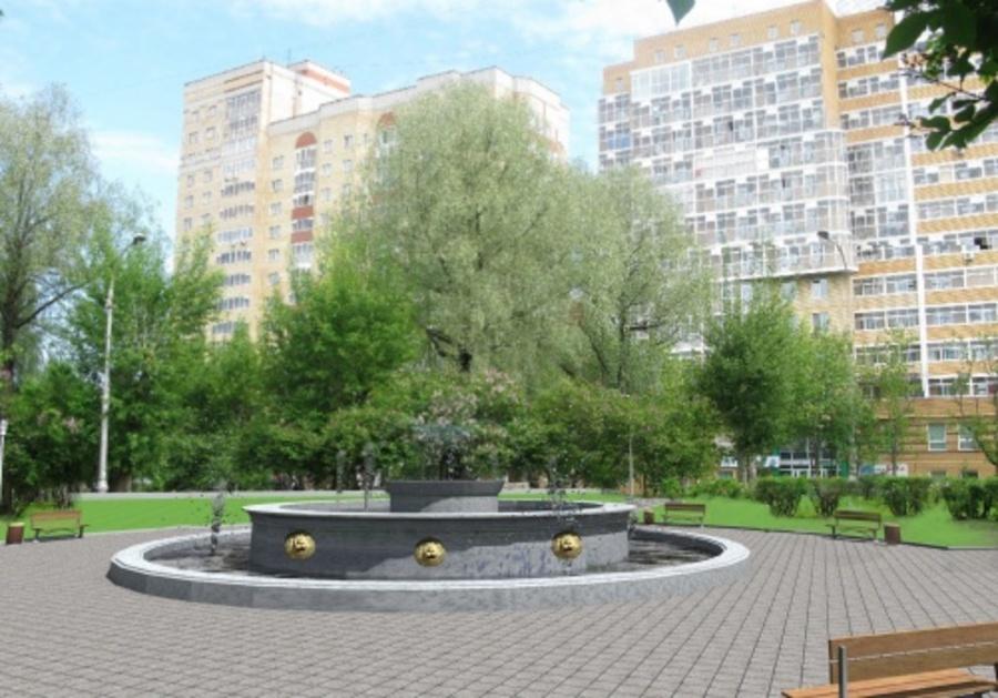 В Перми восстанавливают сквер на улице Землячки