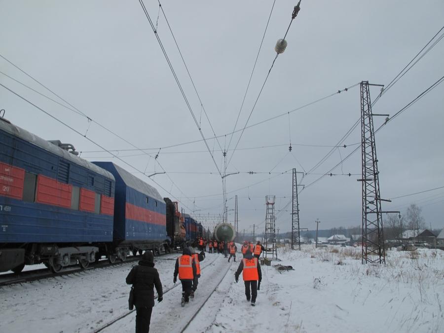 В Пермском крае возбуждено уголовное дело по факту схода 20 вагонов - фото 1
