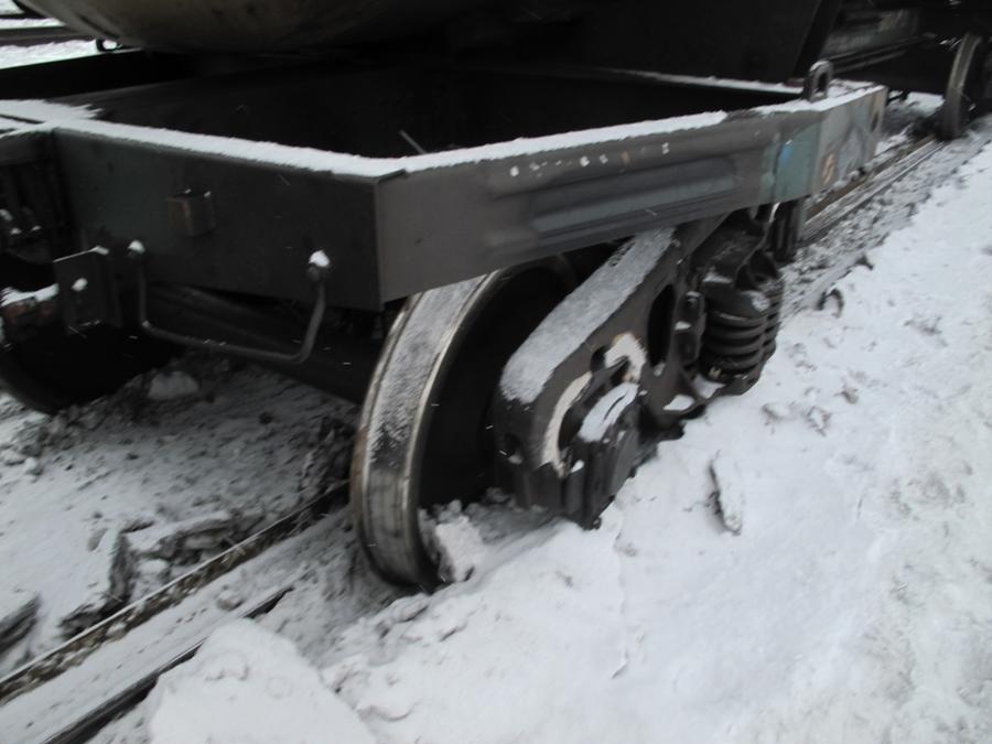 В Пермском крае возбуждено уголовное дело по факту схода 20 вагонов - фото 4