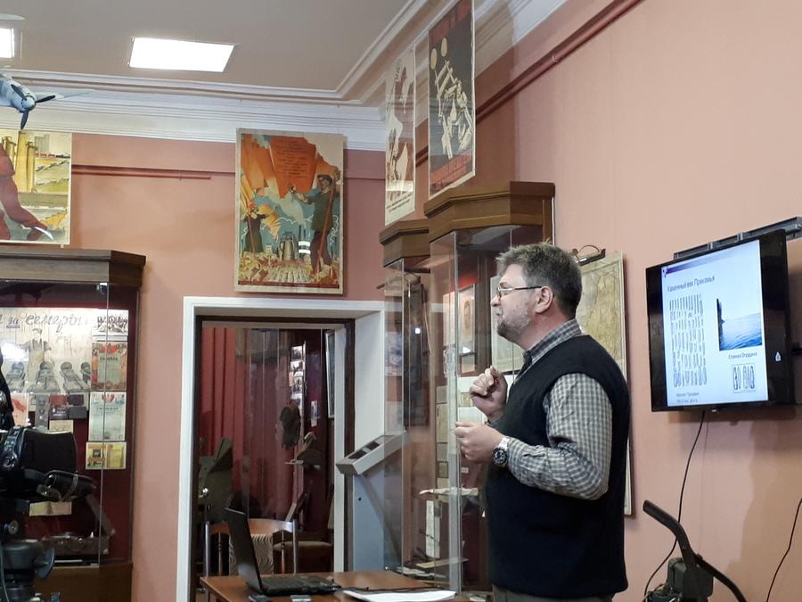 Пермякам рассказали о раскопках на территории Пермского края - фото 1