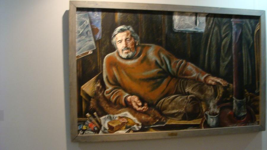 Пермяки согласны увековечить память о художнике Евгении Широкове